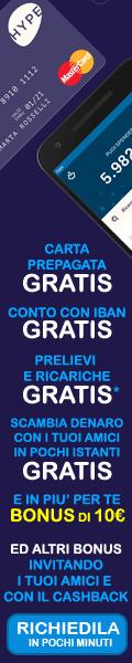 Banner Hype Promozione